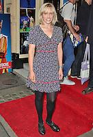 LONDON - July 31: Beth Cordingly at the Spamalot Press Night (Photo by Brett D. Cove)