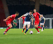 4th September 2017, Hampden Park, Glasgow, Scotland; World Cup Qualification, Group F; Scotland versus Malta;
