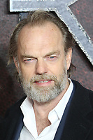 Hugo Weaving, Mortal Engines - World Premiere, Leicester Square, London, UK, 27 November 2018, Photo by Richard Goldschmidt