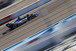 February 9, 2018 - Avondale, Arizona, United States of America - February 09, 2018 - Avondale, Arizona, USA: Takuma Sato (30) heads into turn 1 during the Prix View at ISM Raceway in Avondale, Arizona. (Credit Image: © Justin R. Noe Asp Inc/ASP via ZUMA Wire)