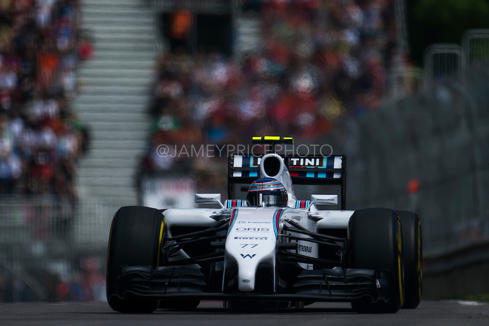 Canadian Grand Prix 2014, Valtteri Bottas (FIN), Williams-Mercedes