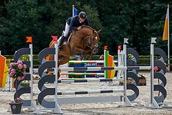 De Boer Lennard, NED, Global Express<br /> KWPN Kampioenschappen Ermelo 2017 <br /> © Hippo Foto - Leanjo de Koster<br /> 16/08/2017,