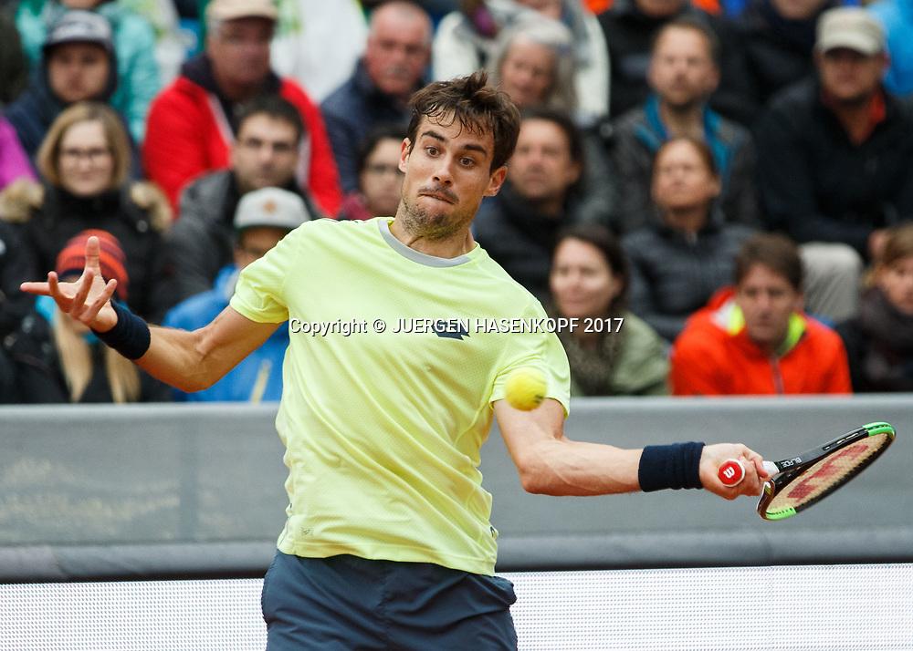 GUIDO PELLA (ARG), Endspiel, Final, Siegerehrung<br /> <br /> Tennis - BMW Open 2017 -  ATP  -  MTTC Iphitos - Munich -  - Germany  - 7 May 2017.