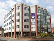 Serviced offices and working spaces available to rent, Focal Point, town centre of Swindon, Wiltshire, England, UK
