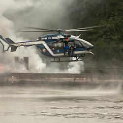 2012/10 Journées de la Sécurité Intérieure à Conflans