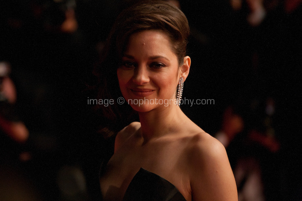 Marion Cotillard at the gala screening for the film It's Only the End of the World (Juste La Fin Du Monde) at the 69th Cannes Film Festival, Thursday 19th  May 2016, Cannes, France. Photography: Doreen Kennedy