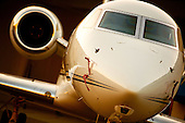 Corporate Aviation Stock Imagery