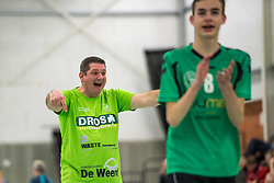 23-02-2019 NED: Semi finals NOJK boys B, Wijk bij Duurstede<br /> 216 teams participate in the semi finals of the Dutch Open Youth Championship. Boys B play the semi finals in Marienhoeve