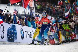 Irene Cadurisch (SUI) during the Mixed Relay 2x 6 km / 2x 7,5 km at day 3 of IBU Biathlon World Cup 2019/20 Pokljuka, on January 23, 2020 in Rudno polje, Pokljuka, Pokljuka, Slovenia. Photo by Peter Podobnik / Sportida