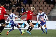 1.11.2014, Sonera Stadion, Helsinki.<br /> Suomen Cup 2013, loppuottelu Helsingin Jalkapalloklubi - FC Inter Turku.<br /> Joni Aho - Inter