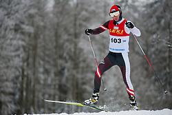 CHOKHLAEV Stanislav Guide: PIROGOV Maksim, Biathlon Middle Distance, Oberried, Germany