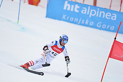 GROCHAR Thomas LW2 AUT at 2018 World Para Alpine Skiing Cup, Kranjska Gora, Slovenia