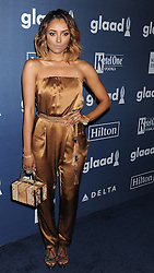 Kat Graham, 27th Annual GLAAD Media Awards, at The Beverly Hilton Hotel, April 2, 2016 - Beverly Hills, California. EXPA Pictures © 2016, PhotoCredit: EXPA/ Photoshot/ Celebrity Photo<br /> <br /> *****ATTENTION - for AUT, SLO, CRO, SRB, BIH, MAZ, SUI only*****