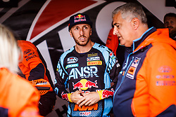 Antonio Cairoli #222 of Italy during MXGP Trentino Qualifying Race, round 5 for MXGP Championship in Pietramurata, Italy on 15th of April, 2017 in Italy. Photo by Grega Valancic / Sportida