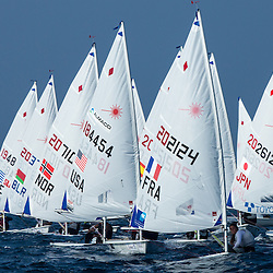 Santander 2014 ISAF World Day 1