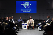 Where next for Africa's Capital Markets session commences at the World Economic Forum on Africa 2015 in Cape Town. Copyright by World Economic Forum / Greg Beadle