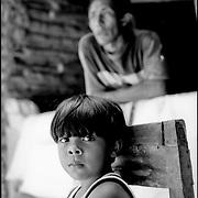 NI—OS DE PORAI - Homenaje a Mariano Diaz.Photography by Aaron Sosa.Morrones, Estado Portuguesa - Venezuela 2002.(Copyright © Aaron Sosa)