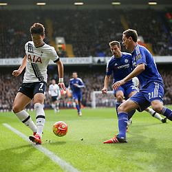 Spurs v Chelsea | Premier League | 29 November 2015