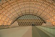 Duitsland, Hannover expo 2000, mei 2000.Japans paviljoen, gebouwd van voornamelijk papier en kartonFoto: Flip Franssen/Hollandse Hoogte