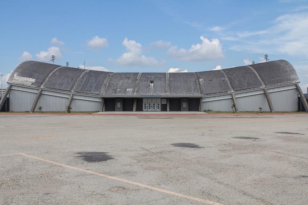 Delmar-Tusa Fieldhouse.