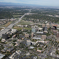 Denver Aerial Photography Stock Library