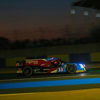 #33, Eurasia Motorsports, Ligier JSP217-Gibson, driven by: Jacques Nicolet, Pierre Nicolet, Erik Maris, 24 Heures Du Mans, 14/06/2017,
