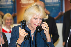 Annual ICAP Charity Day.<br /> HRH The Duchess of Cornwall attends the Annual ICAP Charity Day in the City, London, United Kingdom. Tuesday, 3rd December 2013. Picture by  i-Images
