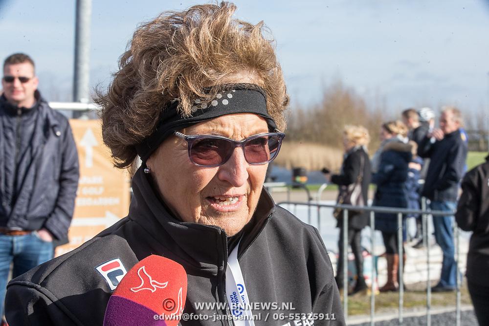 NLD/Biddinghuizen//20170305 - De Hollandse 100 - Stichting Lymph & Co 2017, Prinses Margriet