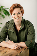 Business Portrait of Faith Watkins, loan officer for Guild Mortgage Company