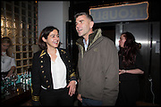 JOY LO DICO; IVAN MASSOW, Opening of the Trouble Club., Lexington St. Soho London. 6 November 2014