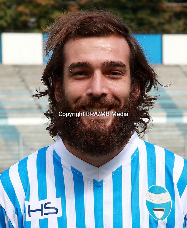 Italian League Serie B -2016-2017 / <br /> ( S.P.A.L 2013 ) - <br /> Luca Mora