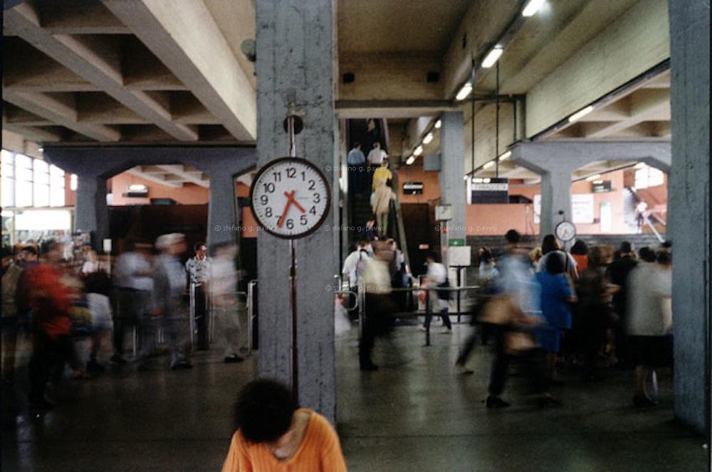 Milan, subway line number 2; Cascina Gobba station