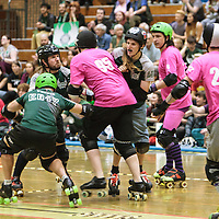 2014-09-27 Manchester Roller Derby Chaos Engine vs Hades Roller Boys