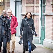 NLD/Amsterdam//20170309 - Herdenkingsdienst Guus Verstraete, Carolina Dijkhuizen en Jerrel Houtsnee