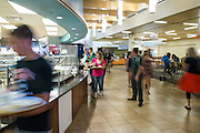 Students and parents had a chance to check out the cuisine at Nelson Commons during Bobcat Student Orientation on Thursday, June 4, 2015.  Photo by Ohio University  /  Rob Hardin