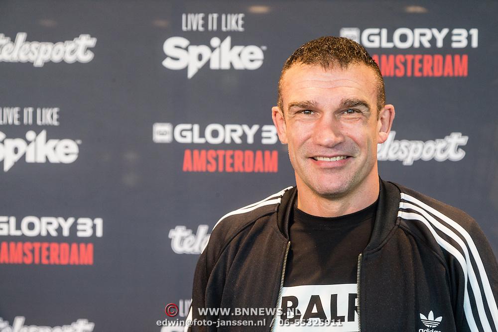 NLD/Amsterdam20160625 - Glory 31, Peter Aerts