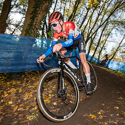 17-11-2019: Wielrennen: Veldrijden DVV cross: Hamme <br />