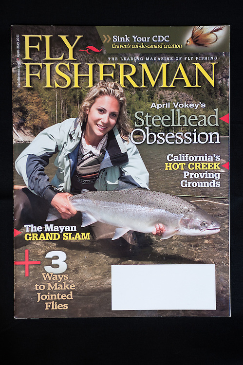 Fly Fisherman/April-May 2011