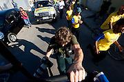 Belo Horizonte_ 01 de setembro de 2010...Campanha Antonio Anastasia ao Governo do Estado.. Itamar participa de Comite Itinerante e faz corpo a corpo no Feirao dos Produtores..Foto EMMANUEL PINHEIRO/NITRO