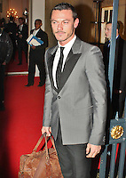 LONDON - November 10: Luke Evans at the Peace Earth Foundation Fundraising Gala (Photo by Brett D. Cove)