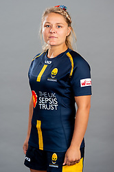 Lucy Lockhart during the Worcester Warriors Women Media Day - Ryan Hiscott/JMP - 28/09/2019 - SPORT - Sixways Stadium - Worcester, England - Worcester Warriors Women Media Day