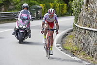 Kochetkov Pavel - Katusha - 11.05.2015 - Etape 03 - Tour d'Italie - Rapallo / Sestri Levante<br />