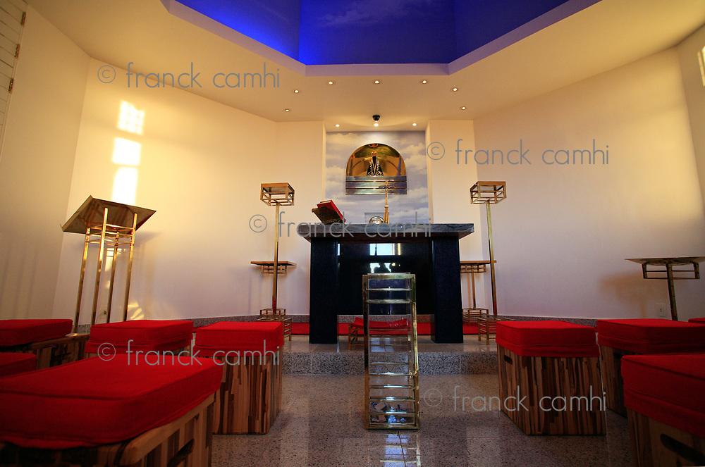church of the corcovado christ redeemer in rio de janeiro brazil