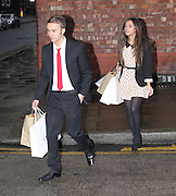 12.NOVEMBER.2012. MANCHESTER<br /> <br /> JACK P SHEPHERD AND GEORGIA MAY FOOTE AT THE BESPOKE PAMPER AND GIFTING DAY IN MANCHESTER.<br /> <br /> BYLINE: EDBIMAGEARCHIVE.CO.UK<br /> <br /> *THIS IMAGE IS STRICTLY FOR UK NEWSPAPERS AND MAGAZINES ONLY*<br /> *FOR WORLD WIDE SALES AND WEB USE PLEASE CONTACT EDBIMAGEARCHIVE - 0208 954 5968*