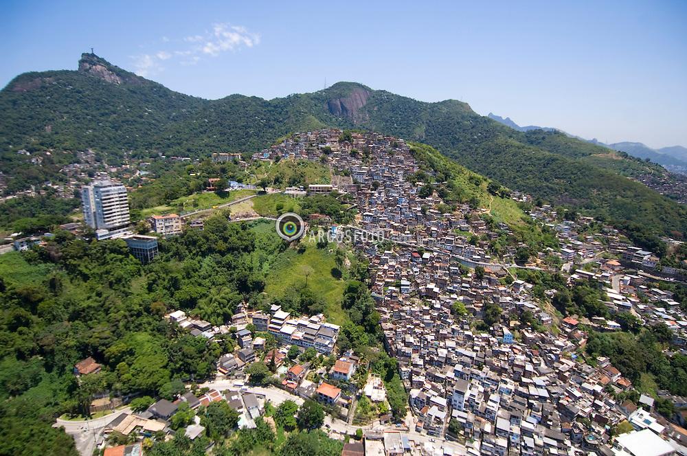 Morro do Turano no Rio de Janeiro / Turano Hill in Rio de Janeiro, Brazil