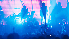 Gorillaz at The Bill Graham Civic Auditorium - 10/4/17
