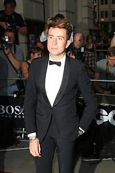 Nick Grimshaw, GQ Men of the Year Awards, Royal Opera House, London UK, 03 September 2013, (Photo by Richard Goldschmidt)