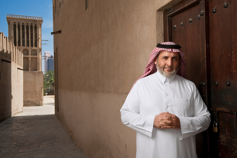 Abdallah al Obeikan, Chief Executive Officer of Obeikan Investment Group(Saudi Arabia).