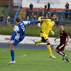 Cowdenbeath v Hearts | Pre-season friendly | 15 July 2015
