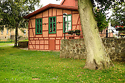 Hotel in Stolpe at the peene river